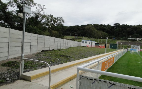Nantporth Stadium