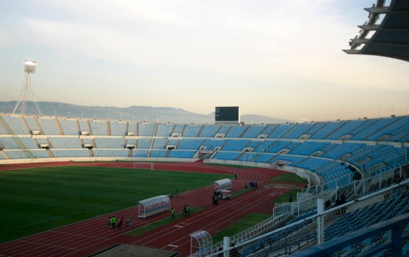 Camille Charmoun Sports City Stadium