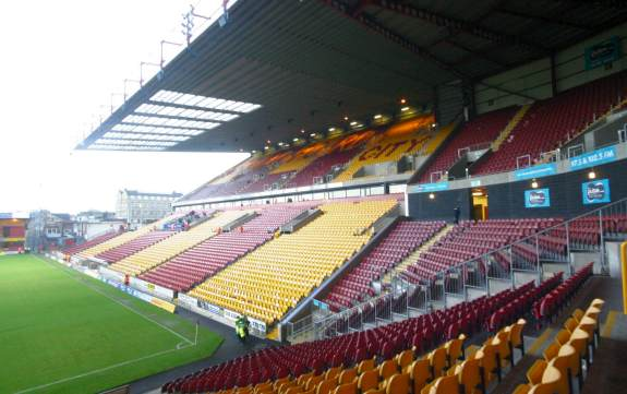 Bradford & Bingley Stadium (Valley Parade)