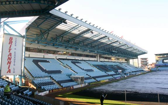 Highfield Road - Main Stand