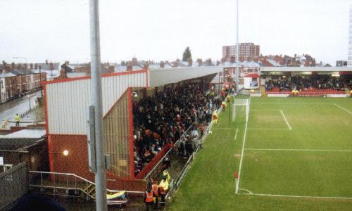 Alexandra Stadium - Gresty Road Stand