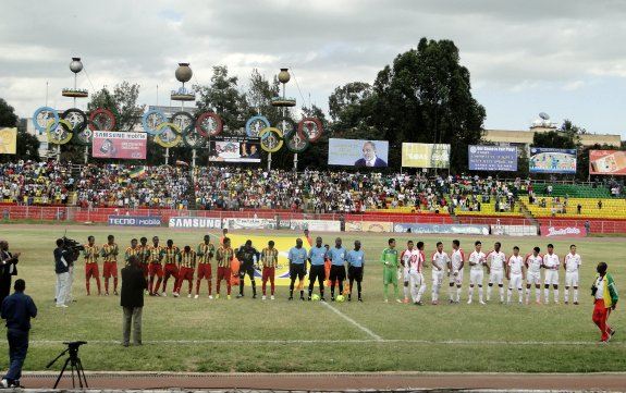Addis Abeba Stadium