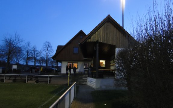 Stadion an der Antonius Kapelle