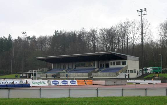 Albstadion - Tribüne