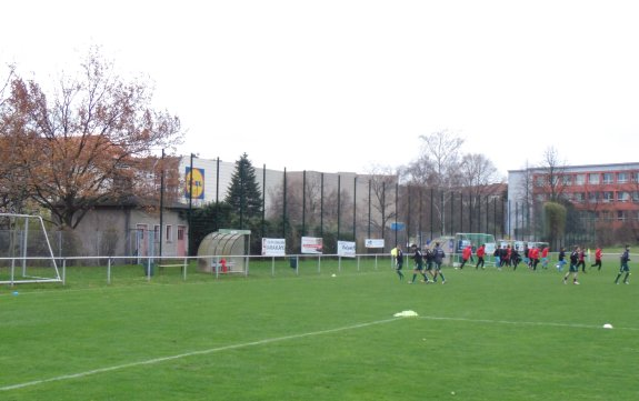 Sportanlage am Hertzbergplatz