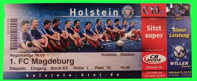 holstein kiel ticket
