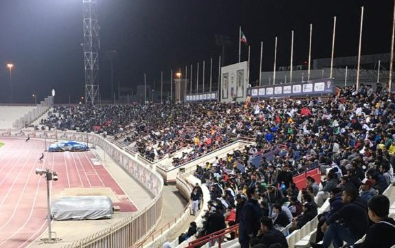 Al Kuwait Sports Club Stadium