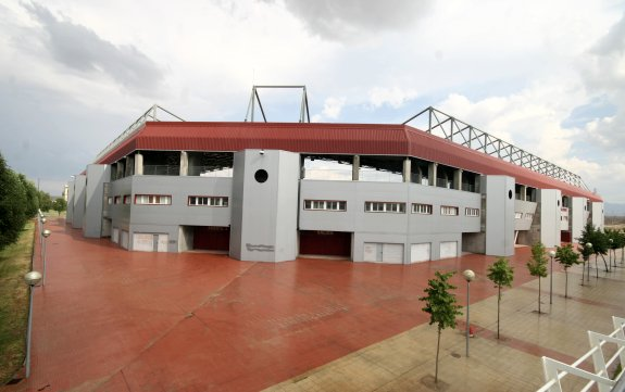 Estadio Municipal Las Gaunas