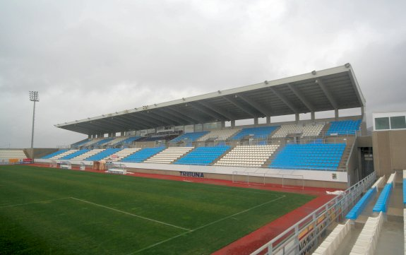 Estadio Francisco Artés Carrasco