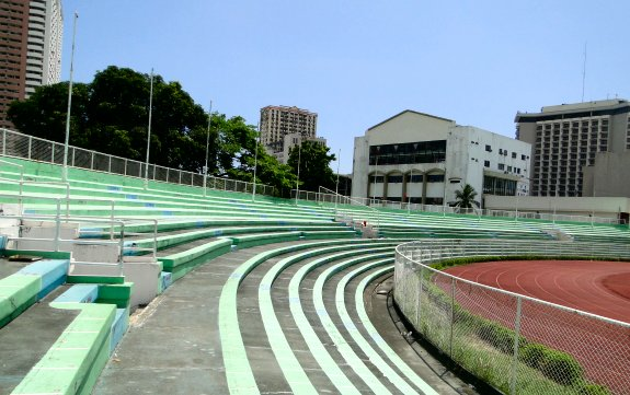 Rizal Memorial 