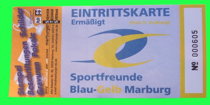 sportfreunde blau gelb marburg vs fsv schr ck 9 0. Black Bedroom Furniture Sets. Home Design Ideas