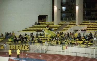 Stade Louis II - Away-Fans