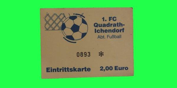 1 fc quadrath ichendorf: