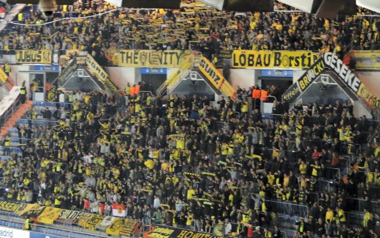 Borussia Madrid 2:2 vs. Real Dortmund