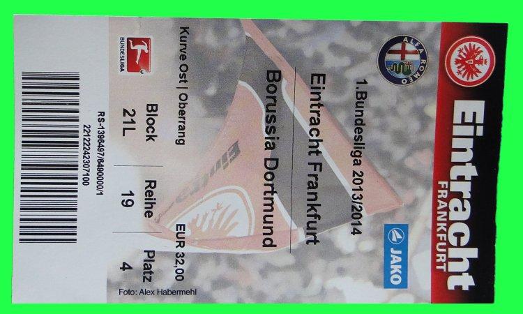 Tickets Frankfurt Bayern