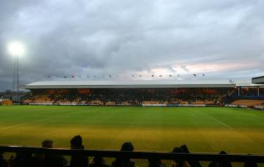 Vale Park - Carling/Raiway Stand