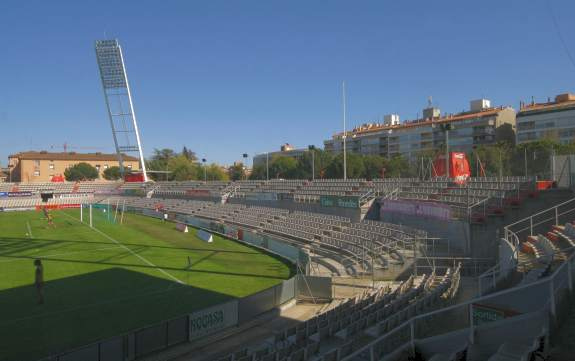 Estadi Municipal Olímpic