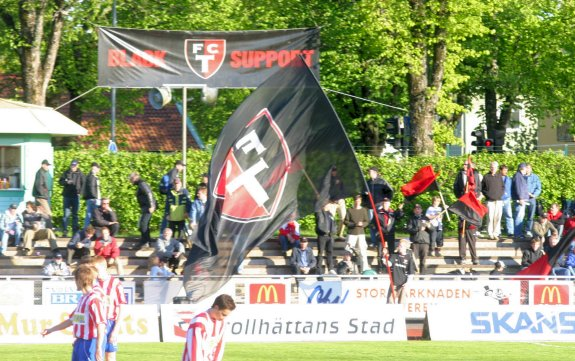 Stadion - Black Support