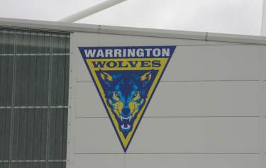 Halliwell Jones Stadium, Warrington